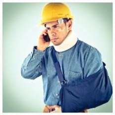 Injured phone full